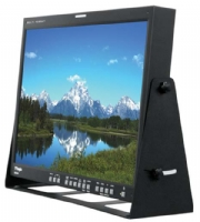 TV Logic XVM-245W (XM245W) 24-Inch GRADE 1 MONITOR, with split screen, audio, WFM & vector scope