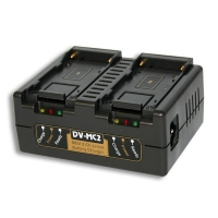 Hawk Woods DV-MC2 (DVMC2) 2-Channel MDV Charger