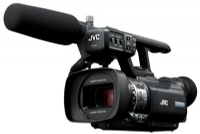 JVC GY-HM150E (HM150) ProHD solid state handheld 3-CCD Camcorder with 35Mbps recording