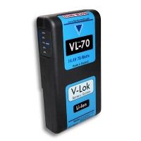 Hawk Woods VL-70 (VL70) 14.4V 70W V-Lok Lithium-Ion Battery