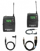 Sennheiser EW 112-P G3 GB (EW112) Omni Wireless Microphone Package