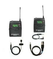 Sennheiser EW 122-P G3 GB (EW122) Cardioid Wireless Microphone Package