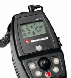 Manfrotto 521LX Hi-end remote control for Lanc (Sony and Canon)