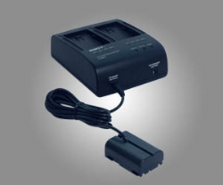 SWIT S-3602J JVC BNV Series Dual Channel Sequential Charger/AC Adapter