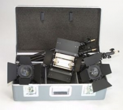 Photon Beard A512 Cameraman's 300W Mini Hard Case Kit
