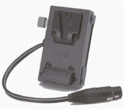 IDX C-EB(XLR) XLR Power Adaptor Plate